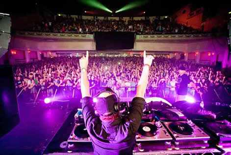 Andy C All Night tour Hull 2015