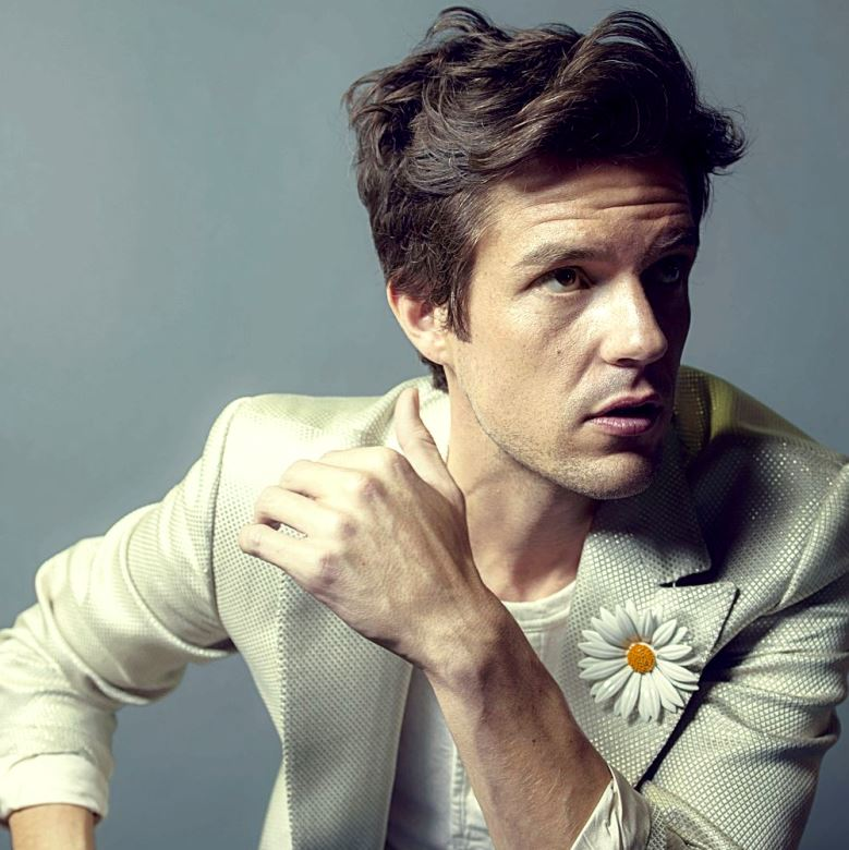 Brandon Flowers Header