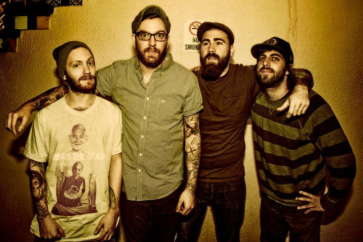 Four Year Strong Header