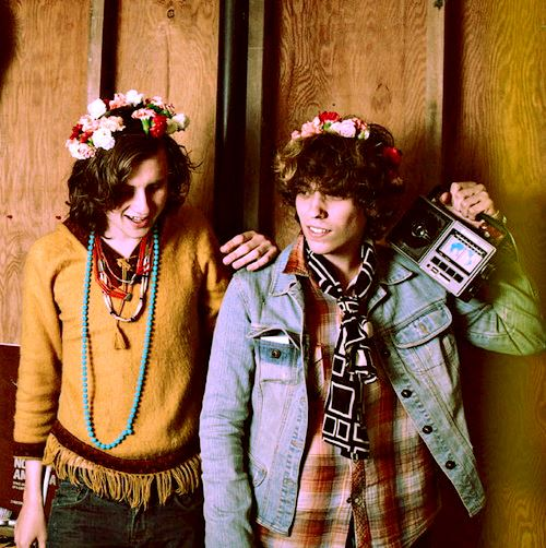 Foxygen Header