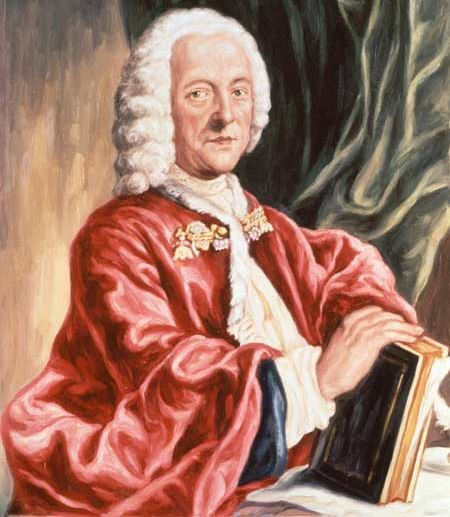 Georg Philipp Telemann Header