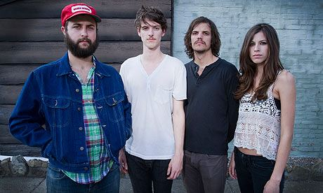 Houndmouth Header