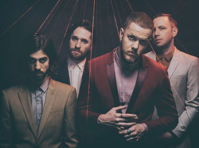Imagine Dragons Header