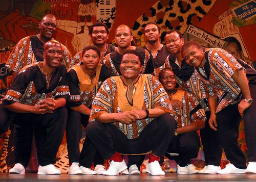 Ladysmith Black Mambazo Header