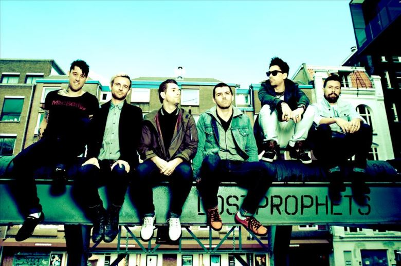 lostprophets Header