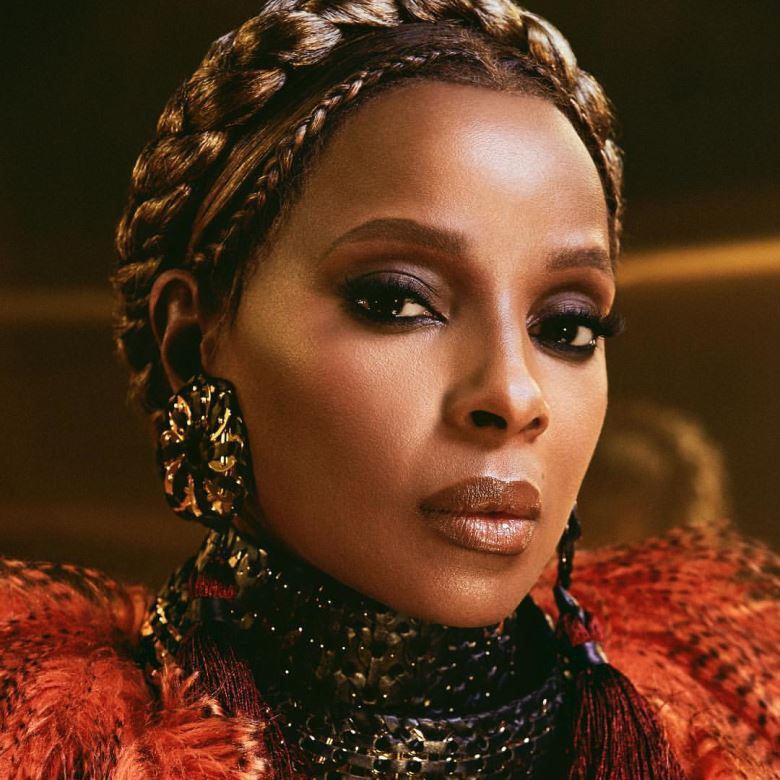 Mary J. Blige Header