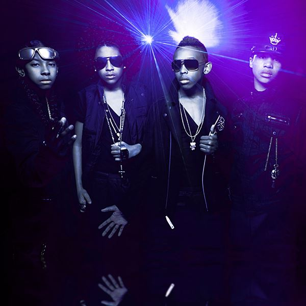 Mindless Behavior Header