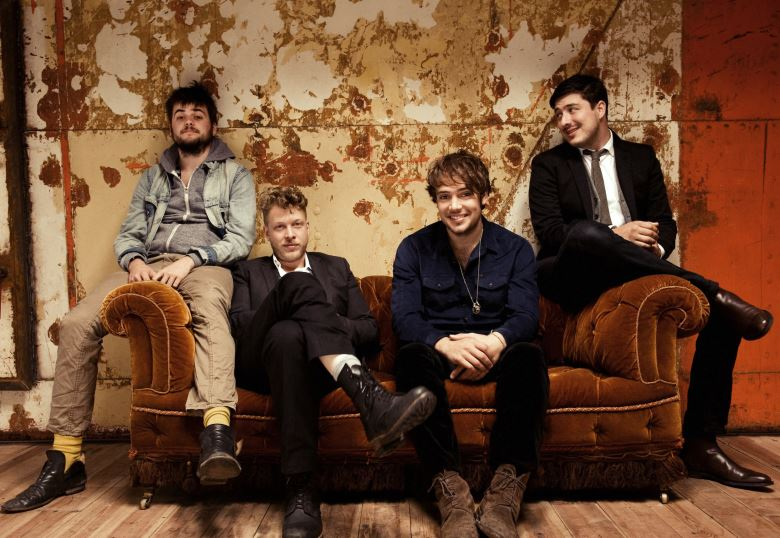 Mumford & Sons Header