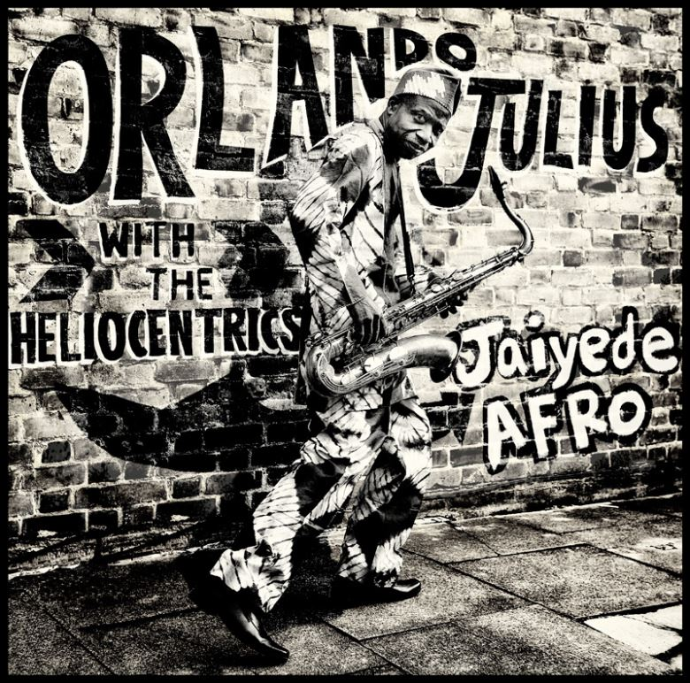 Orlando Julius and The Heliocentrics Header
