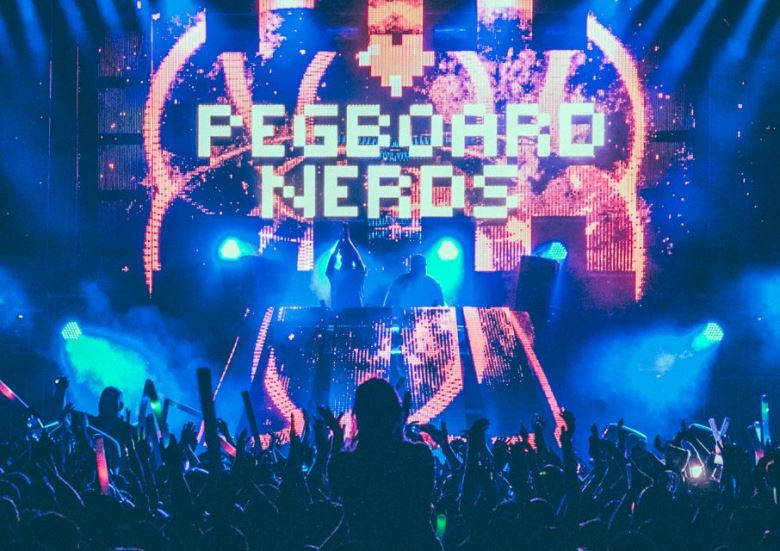 Pegboard Nerds Header