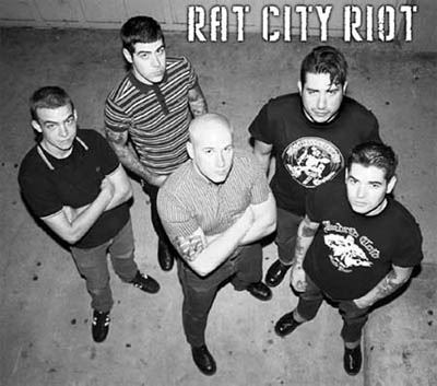 Rat City Riot Header