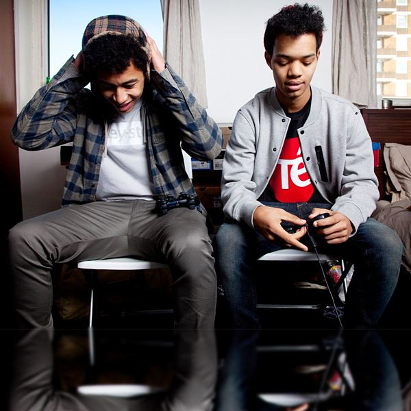 Rizzle Kicks Header