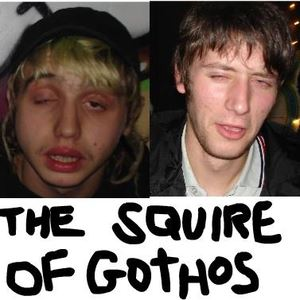 The Squire of Gothos Header