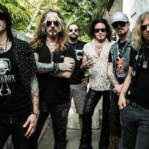 The Dead Daisies Header