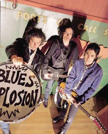 The Jon Spencer Blues Explosion Header