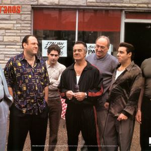 The Sopranos Header