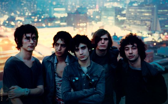 The Strokes Header