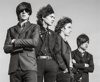 The Strypes Header