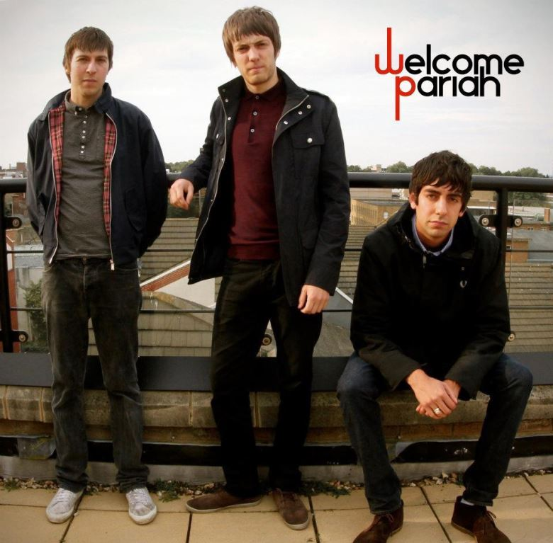 Welcome Pariah Header