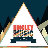 Bingley Music Live Header