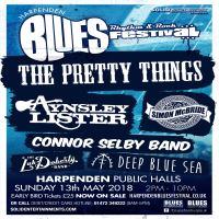 Harpenden Blues, Rhythm & Rock Music Festival Header