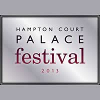 Hampton Court Palace Festival Header