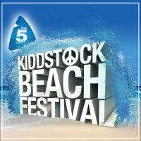 Kiddstock Beach Festival Header