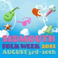 Sidmouth Folk Week Header