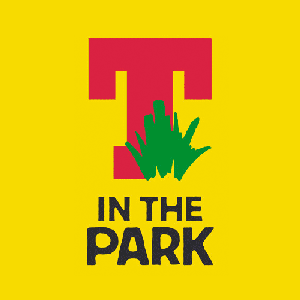 T in the Park Header