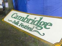 Cambridge Folk Festival 2013 Image 14
