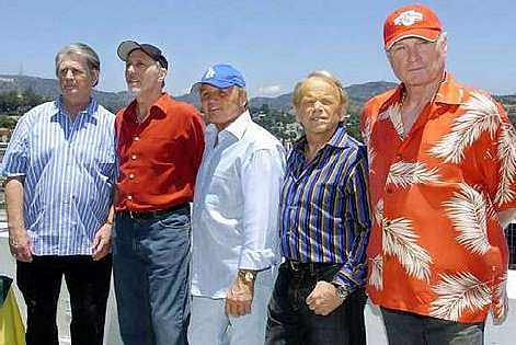 Surfs up as the Beach Boys play Epsom live